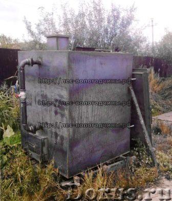 Углевыжигательная печь для производства древесного угля ПУ-1/1 - Противопожарное оборудование - Угле..., фото 1