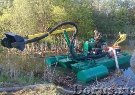 Мини земснаряд - Водный транспорт - Производим и продаём многофункциональные, малогабаритные мини зе..., фото 1