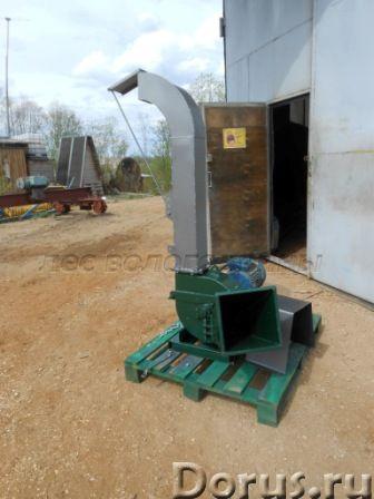 Щепорез для измельчения древесины - Промышленное оборудование - Щеподробильный станок ЩДС-4 предназн..., фото 1