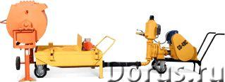 Аренда и Прокат штукатурной станции - Строительное оборудование - Этот агрегат предназначен для тран..., фото 1